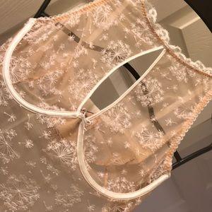 Victoria's Secret Intimates & Sleepwear - 💖 Victoria's Secret Bodysuit Teddy Lingerie